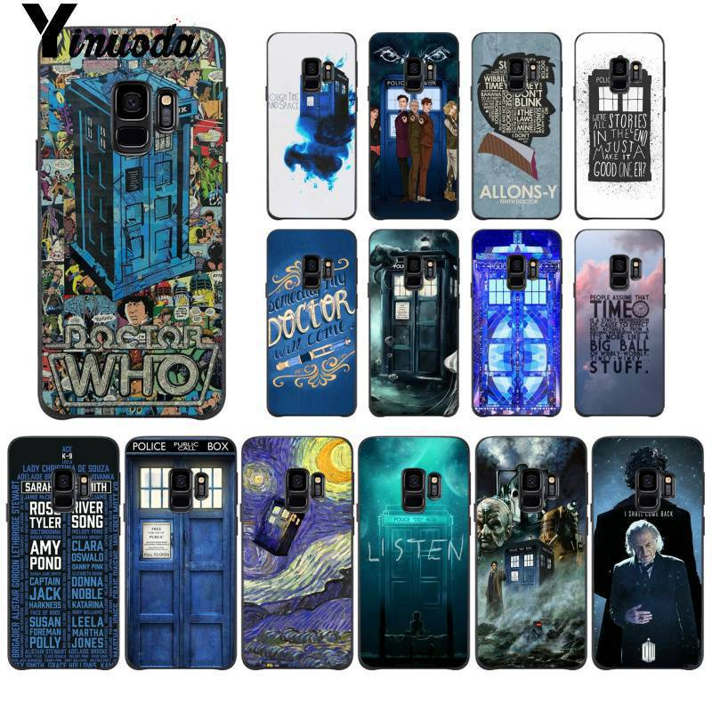 Cellphones & Telecommunications Rapture Yinuoda Doctor Who Tardis Illustrations Blue Tpu Phone Case Cover For Samsung Galaxys9 Plus S7 Edge S6 Edge Plus S5 S8 Plus Case