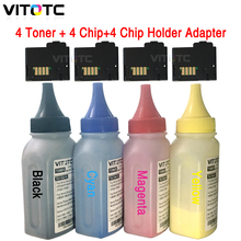 4-Chip-Cover-Cap Printer-Powder Toner Phaser 6027 Xerox Refill-Reset 4-Cartridge-Chip
