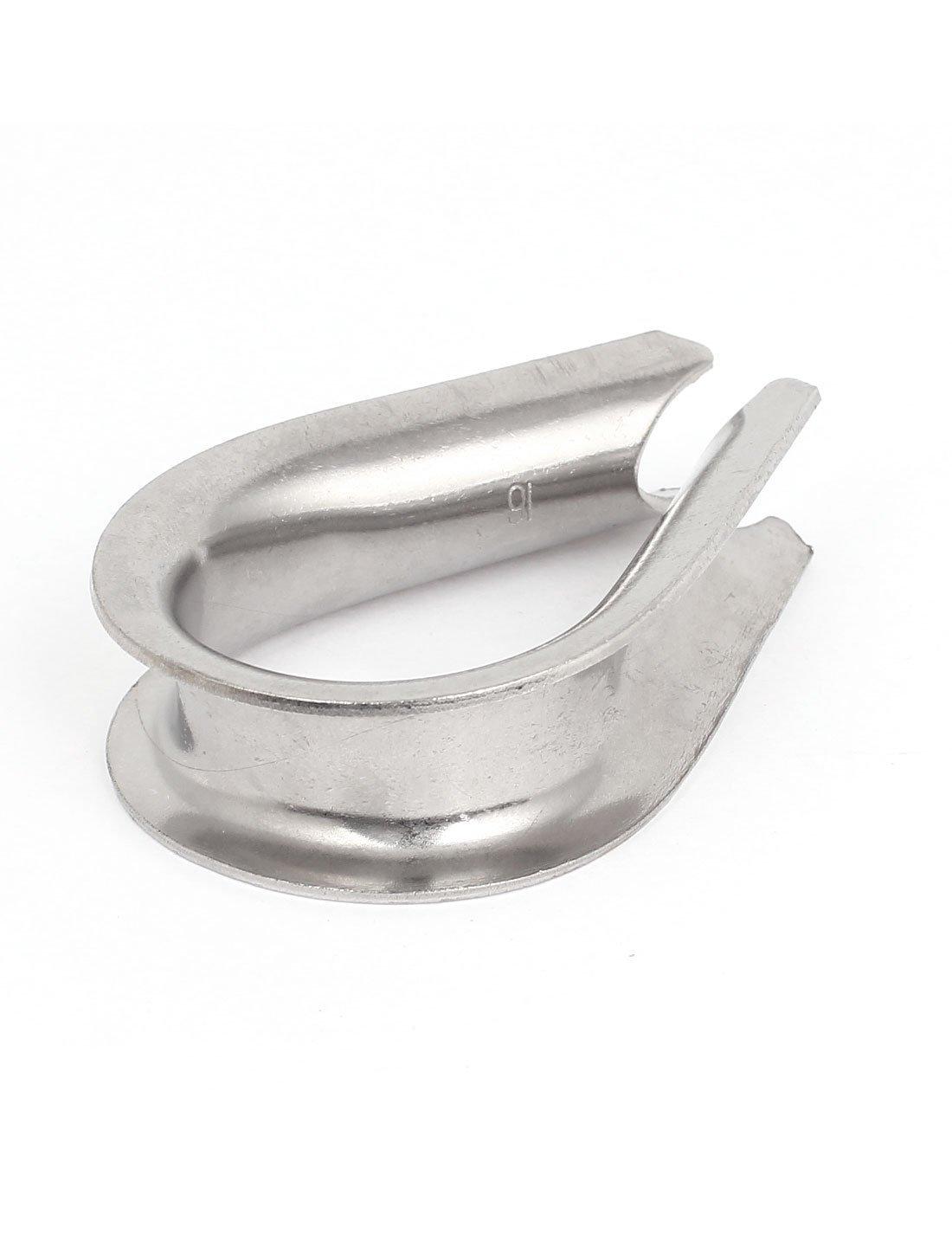 16mm 5/8 zoll Edelstahl Drahtseil Silber Ton in 16mm 5/8-zoll ...
