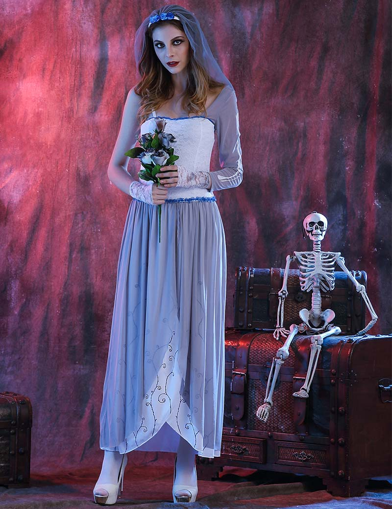 halloween in your closet miss havisham wedding dress halloween costume