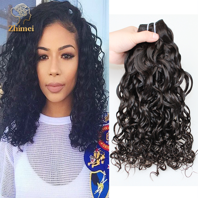 New Arrival Peruvian Virgin Hair Natural Water Wave 3 Bundles Cheap