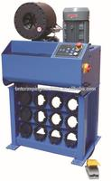 Quality Assured 1 8 2 High Pressure Hydraulic Hose Swaging Machine With Quick Change Tool