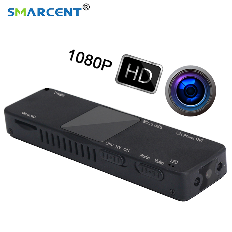 Mini Pen Camera 1080P Infrared Light Night Vision Camcorder Recording DVR DV Audio Video Record Micro 800mah Small CAM PK C181
