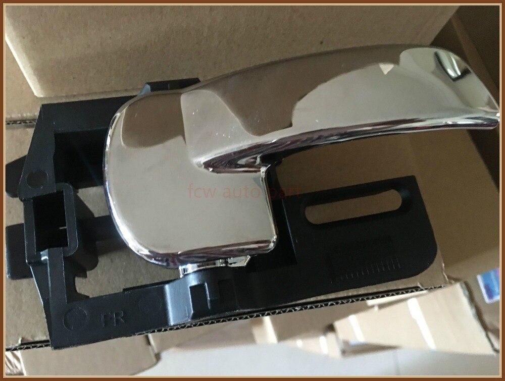 front Left or Right Car Interior Door Handle For NISSAN QASHQAI 2007-2013 80670-JD00E / 80670JD00E 80671-JD00E
