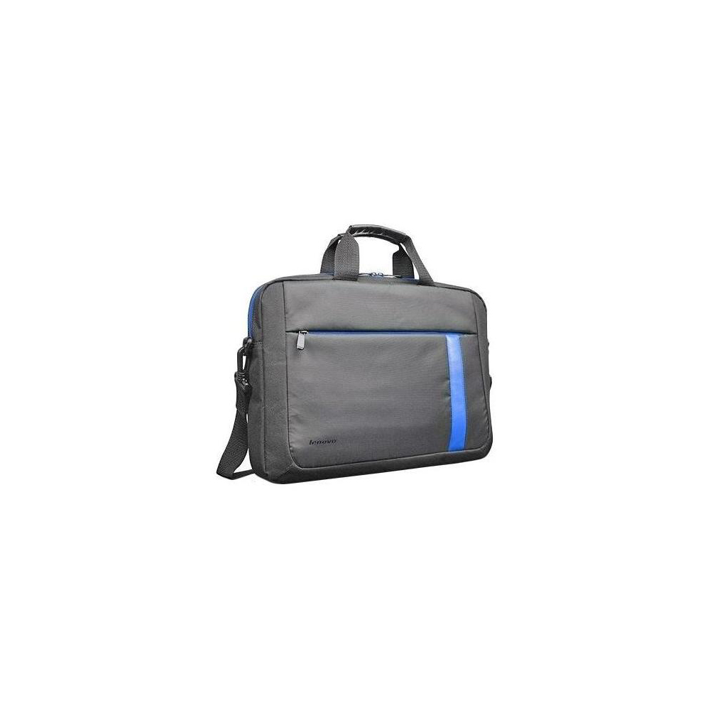 Computer & Office>>Laptop Accessories>>Laptop Bags & Cases Bag LENOVO for laptop 15.6 Lenovo Toploader T2050 blue (888013750) men backpacks pu leather waterproof bags 15 inch laptop backpack external usb charge computer bag mochila feminina tbd1168