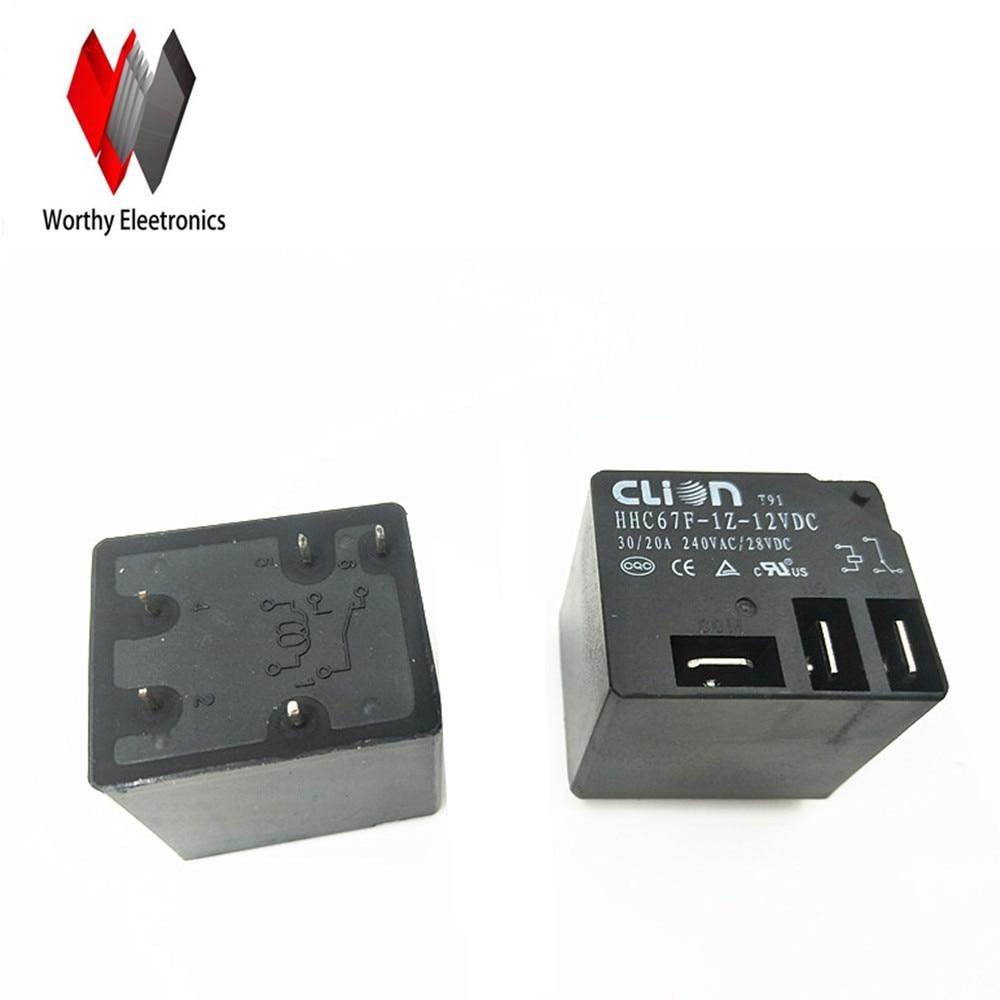 wholesale 10pcs lot relay HHC67F 1Z 12VDC