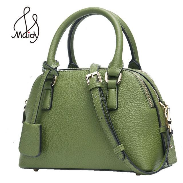 Maidy Vintage Genuine Cowhide Leather Ladies Women Hard Shell Bag Clutch  Tote Shoulder Messenger Handbag Crossbody Famous Brands 459a6e6de66fa