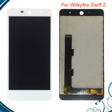 100% Tested OK For wileyfox swift 2 LCD Display and Touch Screen Assembly Mobile