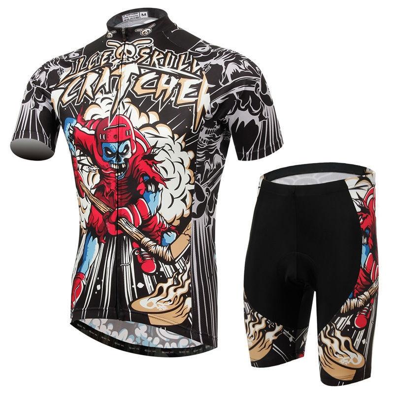 2016 Mountain Racing Bike Cycling clothing Bib Sets Quick Dry Ropa Ciclismo Bike Cycling wear Cycling
