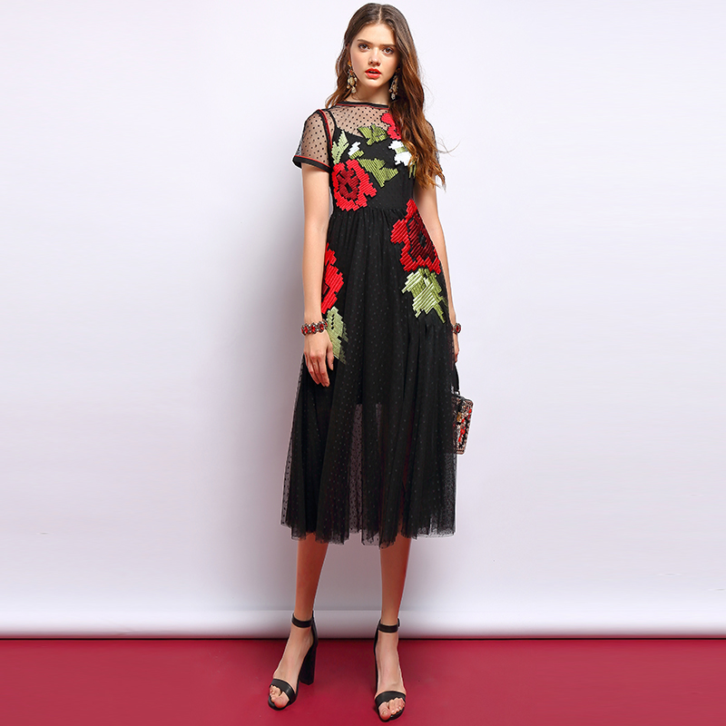 vestido senhoras Nazan festa 4