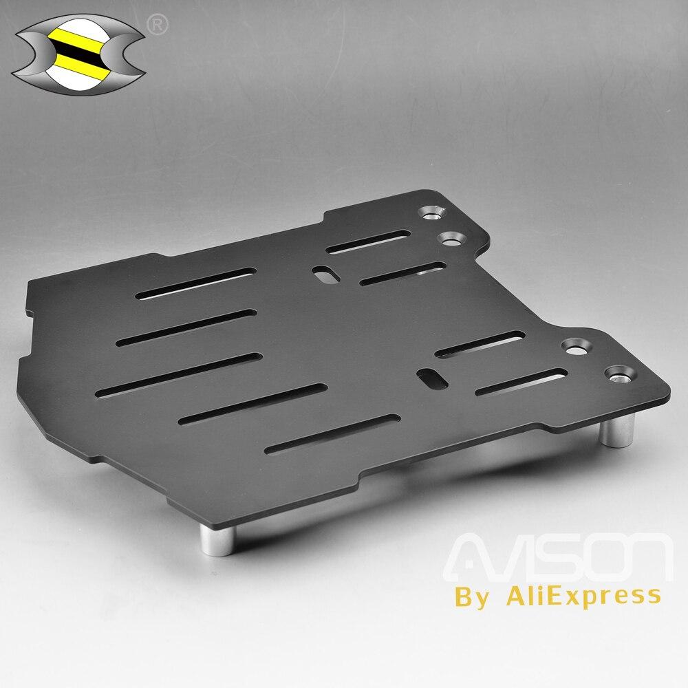 Pour Honda PCX 150 125 PCX150 PCX125 moto arrière bagages support queue Rack Top Case support conseil 2012-2018