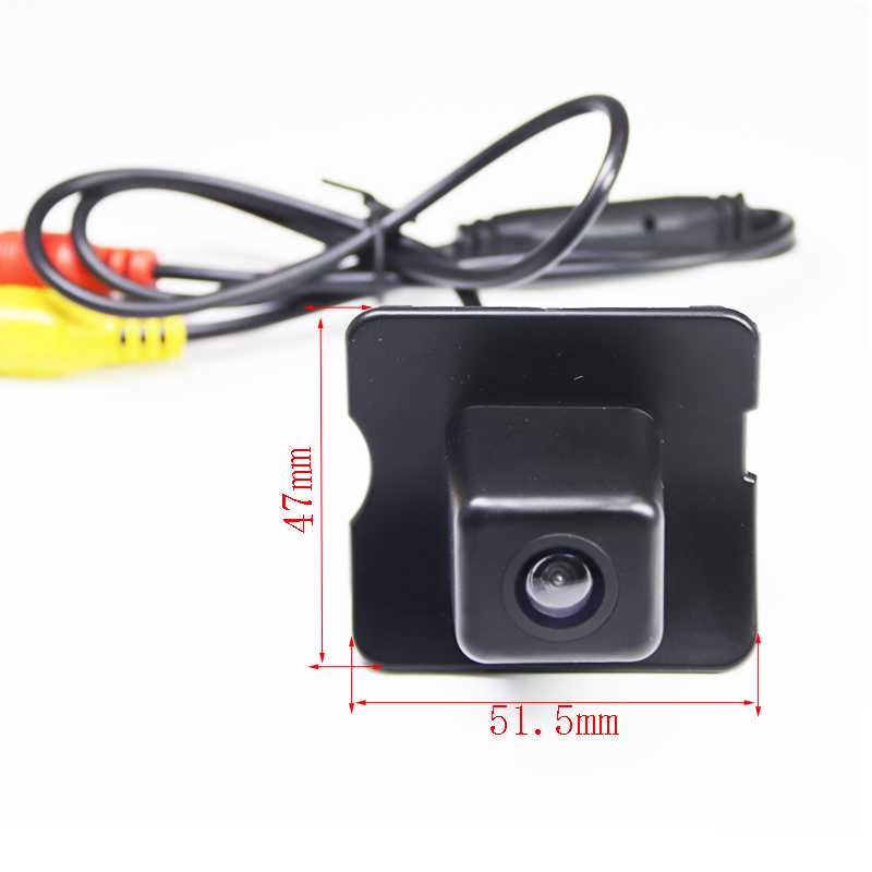 CCD Car rear view parking camera for Benz R M ML GL R Class <font><b>MB</b></font> W164 <font><b>X164</b></font> 280 300 350 450 500 W251 R300 R350 R280 R500 R63 06~13 image