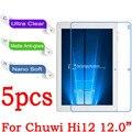 """12. """"Для Chuwi Hi12 Ясно/Матовый/Hi12 Нано взрывозащищенные Протектор Экрана Для Chuwi Tablet защитная Пленка (Не Закаленное Стекло)"""