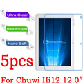 """12. """"Para Chuwi Hi12 Claro/Mate/Hi12 Nano a prueba de Explosiones Protector de Pantalla Para de Chuwi Tablet Película protectora (Vidrio No Templado)"""