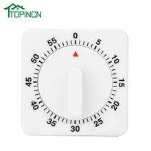 Kitchen Timer 60 Min Countdown Timer Alarm Mechanical Timer Baking BBQ Timer Alarm Clock Kitchen Cooking Tool