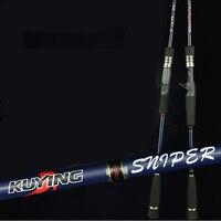 New hot 1 pcs/Lot lure rod boat fishing rod 1.8m light iron rod straight/shank handle fishing pole
