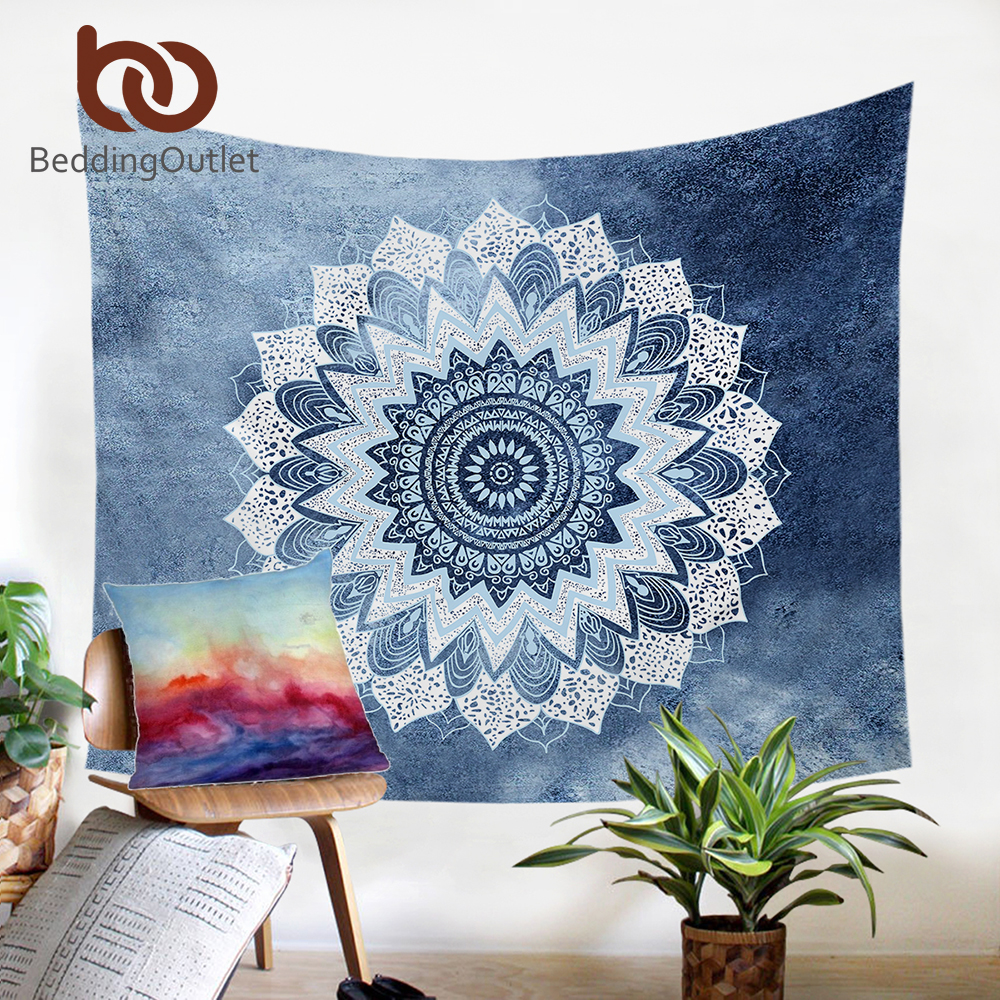 Home & Garden Reasonable Wall Hanging Tapestry Woman Animal Flowers Printed Tapestries Sofa Cover Bedding Sheet Modern Home Decor Tapiz Tapisserie