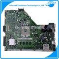 Placa madre del ordenador portátil para asus x55vd x55c x55vd nvidia geforce gt 610 m 1g ddr3 usb3.0 portátil hm76 placa base