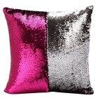 40*40cm Reversible Sequin Throw Pillow case Cover Home pillow Decorative Pillowcase