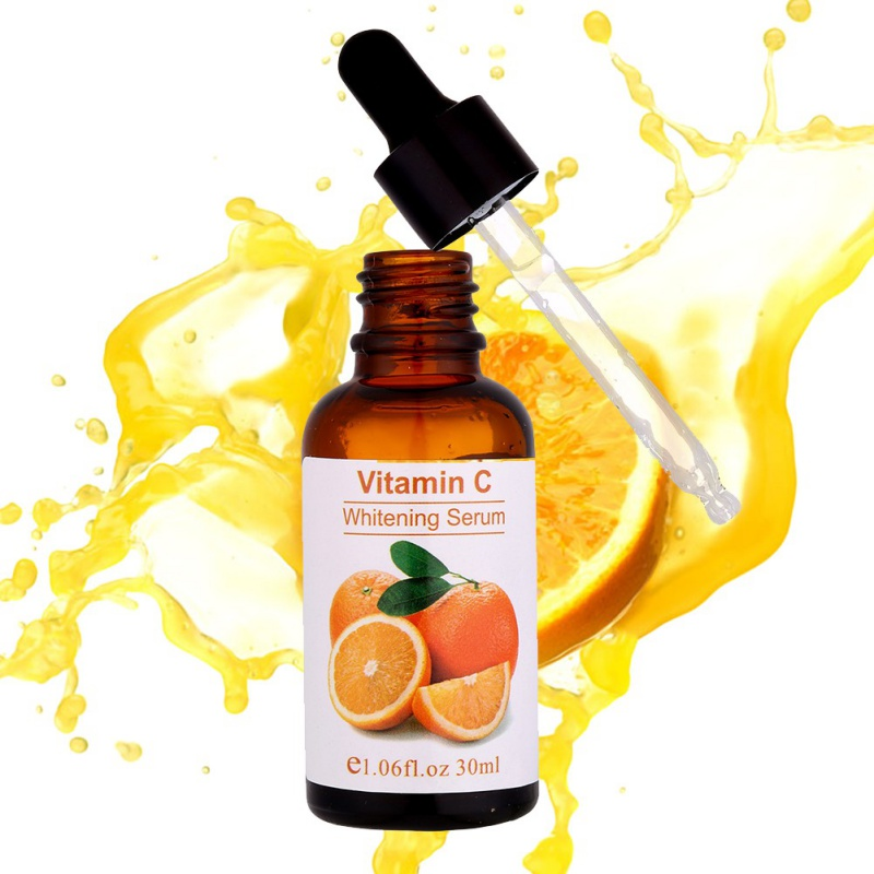 Vitamin C Essence Anti-wrinkle Anti-aging Spot / Freckle Lighting Removal Scars Oil-control Brightening VC Serum