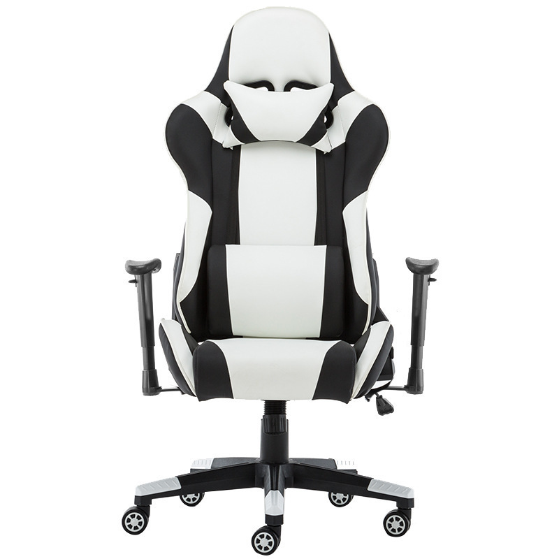 Computer Minimalism Chair E-cafe Competition Chair Bow Shaped Racing Chair