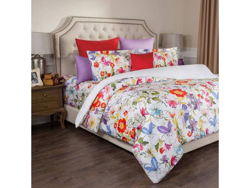 Bedding Set double-euro Dekor Toscana, Lavender фоторамка dekor toscana