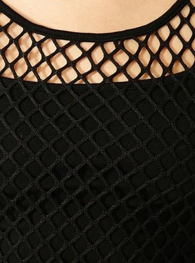 new 2014 punk rock fashion gothic summer dress Nasty gal motel rocks mesh  sexy cutout racerback high waist dress women clothes-in Dresses from Women s  ... 1c42d595a353