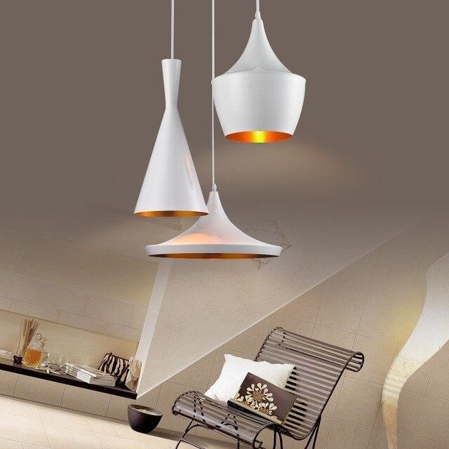 Design Von Tom Dixon Hängende Lampen Schlag Licht Tom Dixon Kupfer Schatten  Kronleuchter Lichter