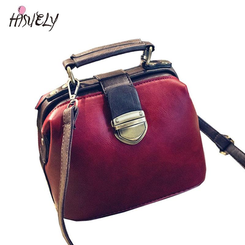 2019 нова мода възстановяване на древните начини на лекар, удряне на сцената бутон феминини жени чанти рамо чанта женски тотално