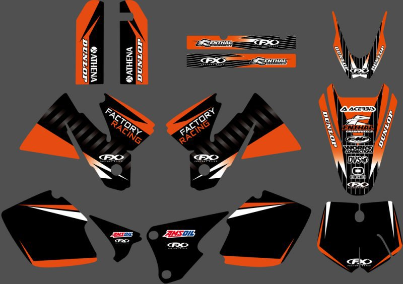 compare prices on ktm 520 graphics- online shopping/buy low price