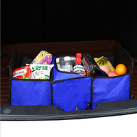 MOTERCROSS High Quality Oxford Stowing Tidying Interior Holders Car Foldable Trunk Organizer Storage Bags