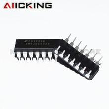 10/PCS 74HCT32N SN74HCT32N 74HCT32 DIP14 Logic chip Integrated IC Chip New original цены
