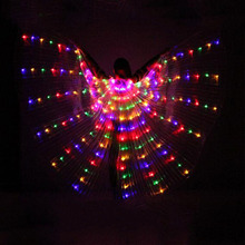 Buy   formance New Arrival 2017 DJ LED Wings With Sticks  online