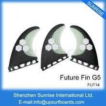 Здесь можно купить  Future Carbon Quilhas Honeycomb M Size Fin Surfboard Fins