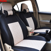 Yuzhe Universal Auto car seat cover For lada priora granta kalina vesta largus 2017 car accessories cover for vehicle seat