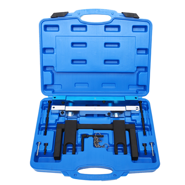 Engine Timing Tool Kit for BMW Engines Camshaft Timing Tool For N51 / N52 / N53 / N54 newest engine timing tool chain removal installation camshaft locking cars auto engine repair set for bmw n51 n52 n53 n54 e81