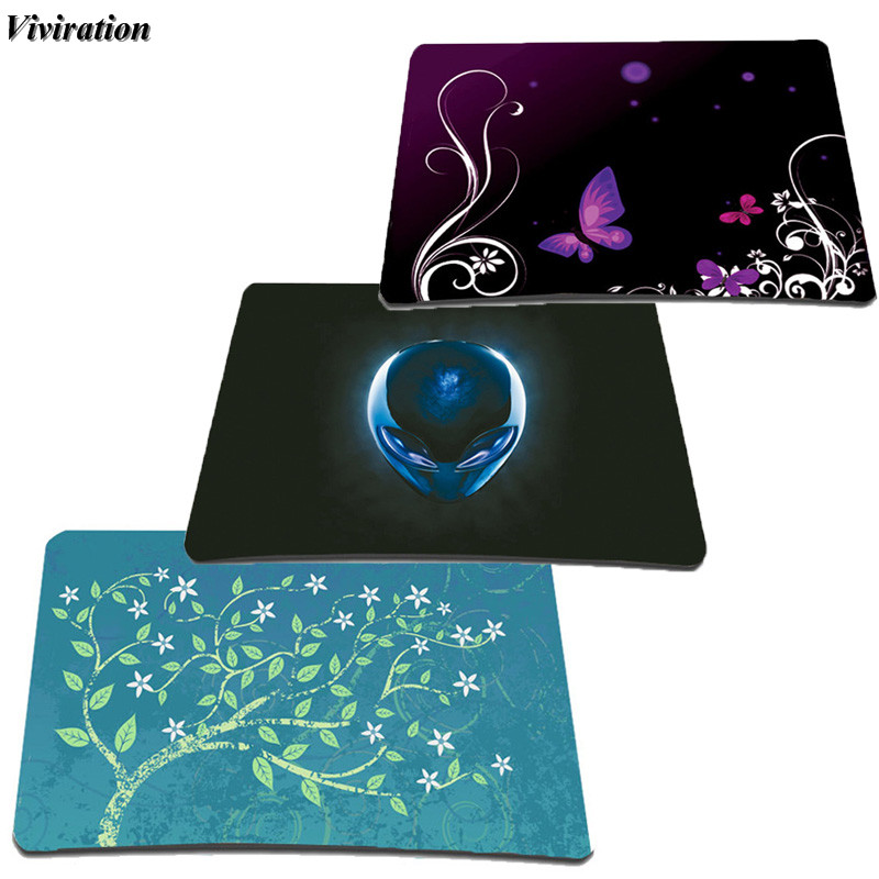 Soft Rubber 210*175mm Gaming Mousepad Viviration Fashion Small Mouse Pad Mat 2018 Top Selling Anti-slip Computer Mouse Pad Mat