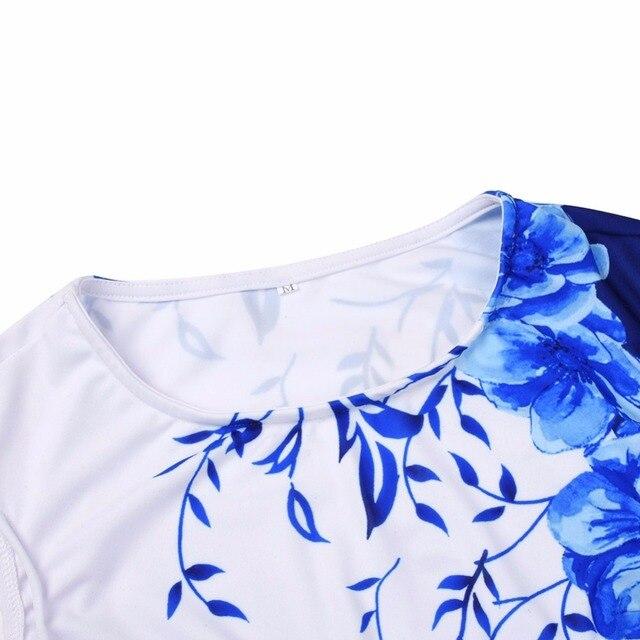 2017 Summer Women Fashion Dress Plus Size Sexy the Neck Print Elegant Sleeveless Formal Party Evening Pencil Mini Dresses
