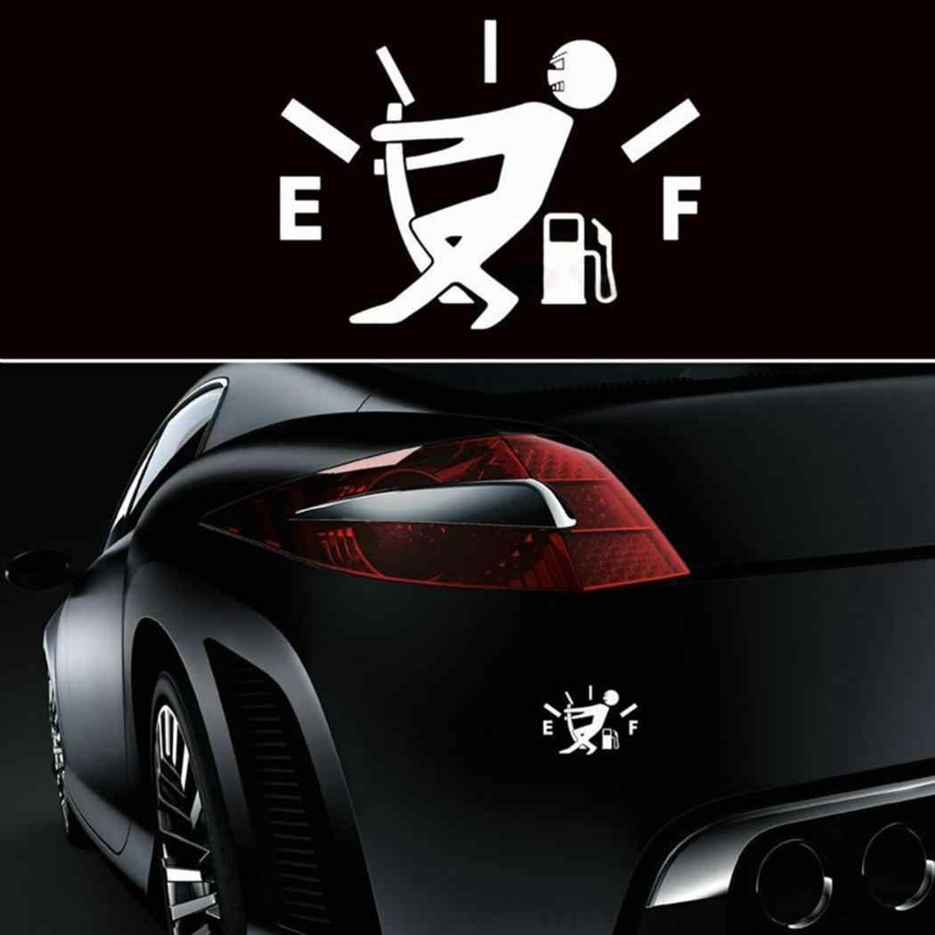 Autocollant personnalisé pour voiture avec jauge d'huile pour ford kuga volvo v60 alfa romeo gt mercedes classe b seat ibiza cit