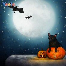 Вечерние фоны для студийной фотосъемки yeele happy Хэллоуин