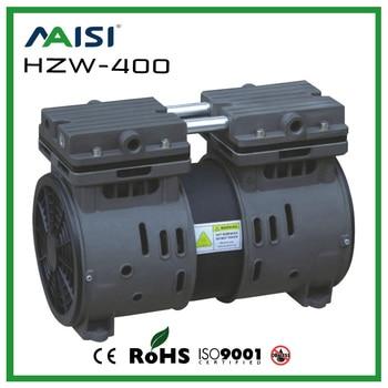 110V /60HZ (AC) 115L/MIN 300W Oilless Piston Vacuum Pump HZW-400