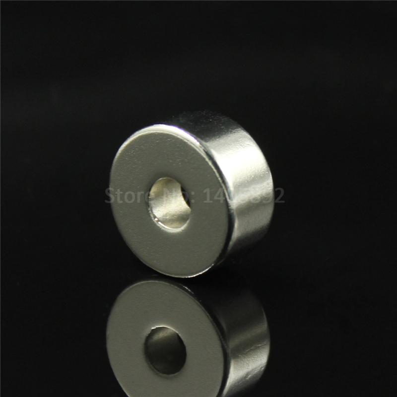 2pcs 40 x 20 mm Hole: 10mm super Strong Round Neodymium Countersunk Ring Magnets Rare Earth N50 Free Shipping 1pcs super strong round neodymium countersunk ring magnets 150mm x 10mm hole 50mm n50 neodymium magnet free shipping