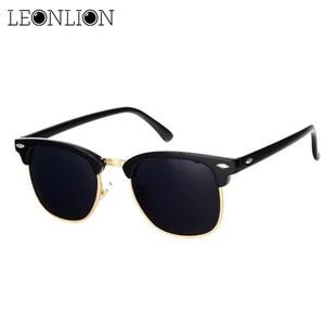 LeonLion Polarized Semi-Rimles