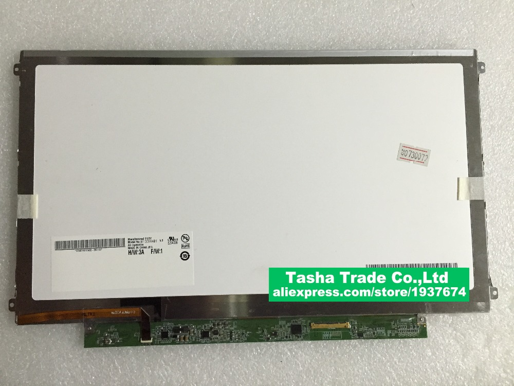 B133XW03 V2 B133XW03 V3 LCD LED Screen Display Slim 1366*768 Laptop ReplacementB133XW03 V2 B133XW03 V3 LCD LED Screen Display Slim 1366*768 Laptop Replacement