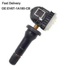 Original TPMS Sensor EV6T-1A180-CB  EV6T-1A150-CB Tire Pressure Monitoring Sensor For Ford Fiesta Focus C-Max Kuga 433MHz цена в Москве и Питере