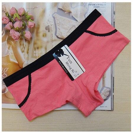 d32df846ade Yun Meng Ni Sexy Women Underpants Plus Size Cotton Women Boy Shorts Briefs  Panties Underwear Female Boxer Boyshorts Bragas 86985-in women's panties  from ...