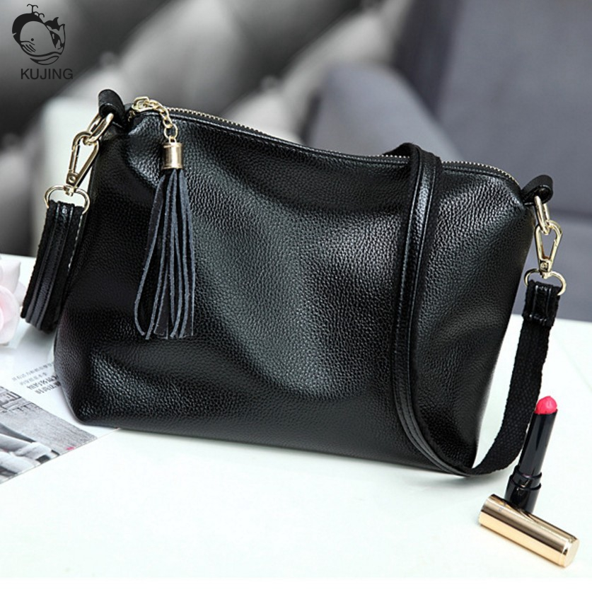 KUJING handbags high quality simple fashion shoulder Messenger bag free shipping cheap high-end cute party leisure women bag  free shipping fashion multi color computer riding wave leisure shoulder messenger bag
