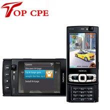 Восстановленное в исходном nokia n95 8 гб встроенной памяти gps wifi nokia n95 8g оригинальный телефон диапазона квада