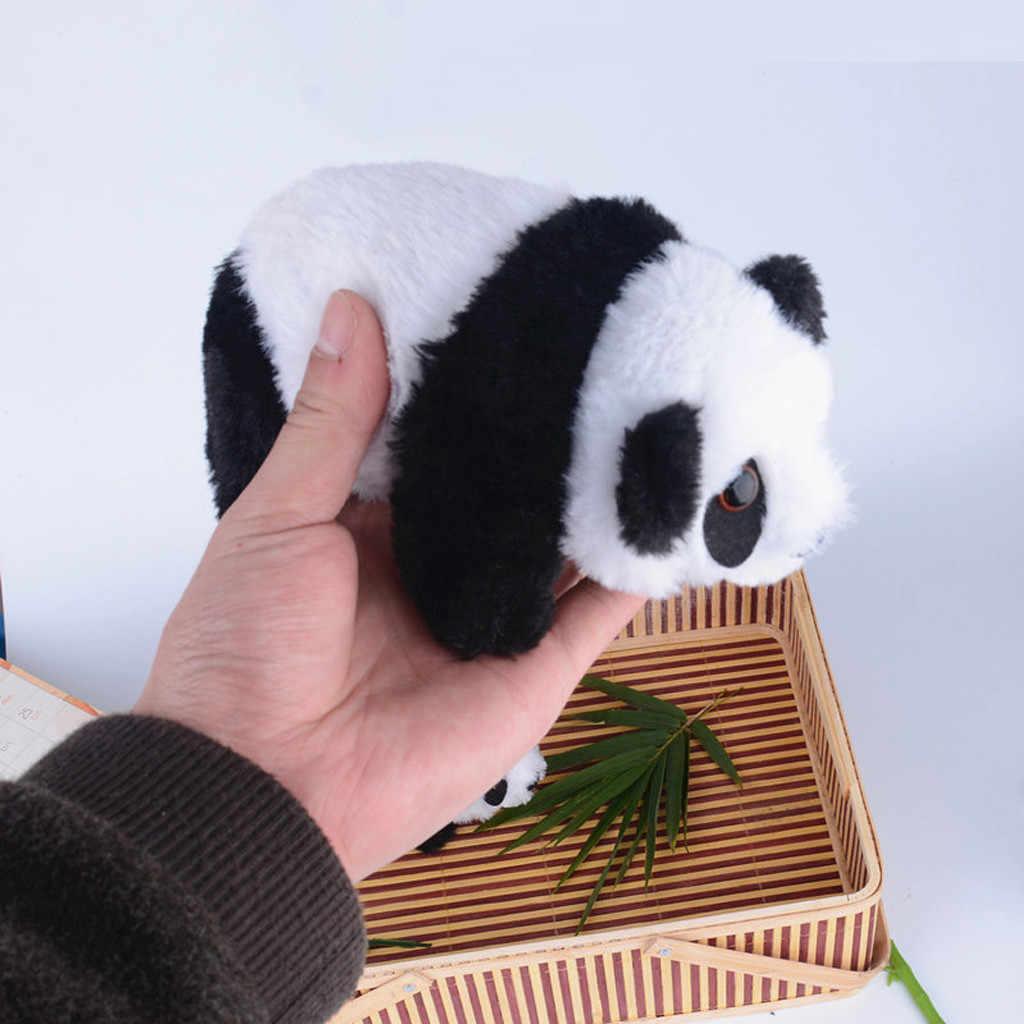 綿 2019 エレクトリックトーキングパンダぬいぐるみ動物パンダリピータ電子 aniaml 中国のおもちゃ子供のおもちゃクリエイティブ