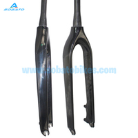 2016 Bike Full Carbon UD MATT Stock 29er carbon Mountain Bike Bicycle MTB Fork 29 Quicke Release 100*9mm